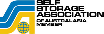 Member of the Self Storage Association Of Australia
